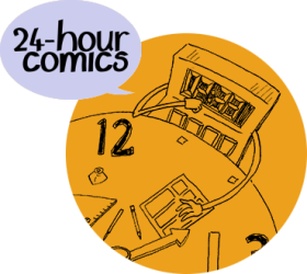 24 hour comics Featured