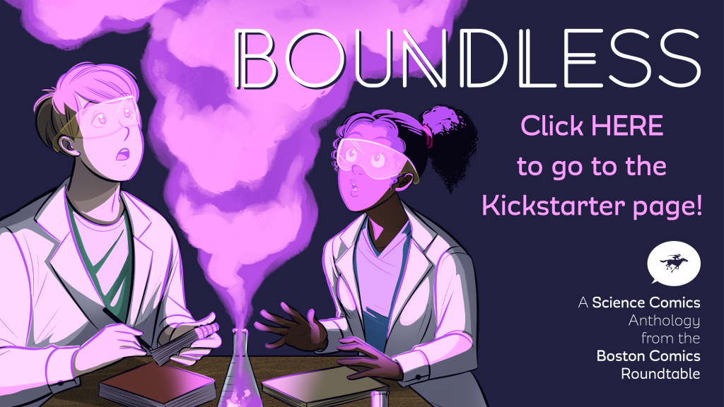Boundless Kickstarter goes LIVE on May 10th!