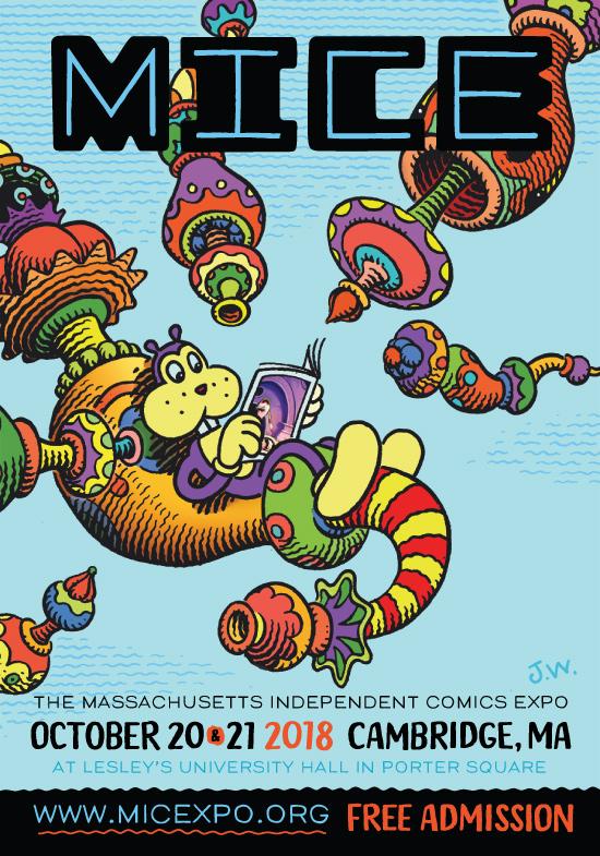 THE BOSTON COMICS ROUNDTABLE: a community of comics ...